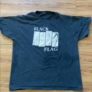Other - Vintage Black Flag T-shirt